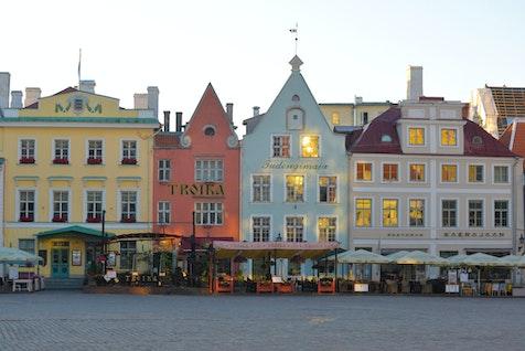 Latvia, Lithuania & Estonia