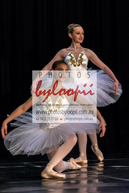 4.25 Senior Classical Ballet & Demi Character Troupes - **Available for a limited time...