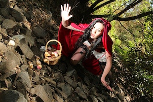 fashionista ~ Elysium Couture - Red Riding Hood
