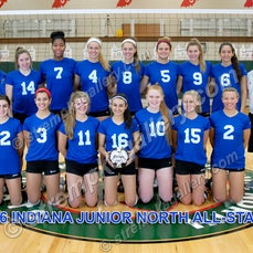 ICGSA Indiana All-Stars (Candids & Teams) - 11/20/16 - View 80 images from the ICGSA Indiana All-Star North-South Classic held in Indianapolis on Sunday,...