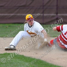 Crown Point vs. Chesterton - 4/13/16 - Chesterton completed its comeback from a 5-1 deficit with a pair of runs in the bottom of the sixth inning to claim...