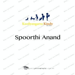 Koolyangarra Kindy - Spoorthi Anand