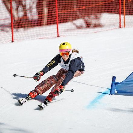 140912_div4_9034 - National Interschools Ski Cross Division 4 at Perisher, NSW (Australia) on September 12 2014. Jan Vokaty