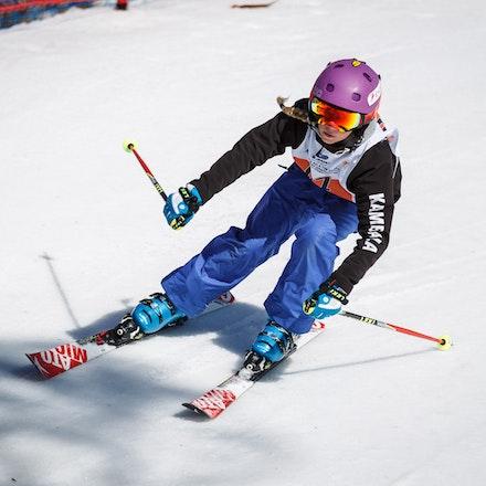 140912_div4_9009 - National Interschools Ski Cross Division 4 at Perisher, NSW (Australia) on September 12 2014. Jan Vokaty