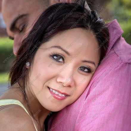 Robert and Hong-Nhu