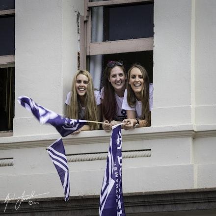 3 Freo Girls
