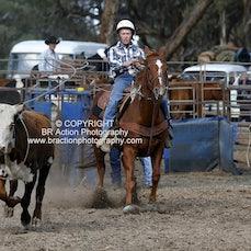 Great Western Rodeo APRA 2014 - Slack Program