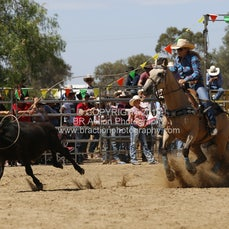 Finley Rodeo - Breakaway Roping - Slack 2