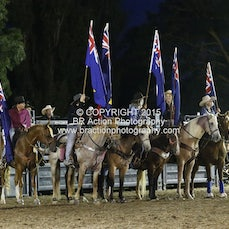Whittlesea Rodeo - Grand Entry
