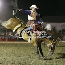 Whittlesea Rodeo - Saddle Bronc - Sect 1