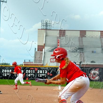 Softball Regionals vs Rowan (Game 1)