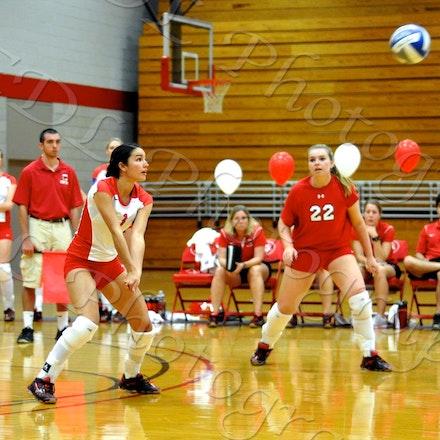Volleyball vs Clarkson