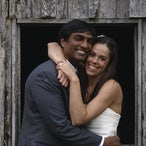 CLIENT: Retouched Jenn and Sashi Wedding
