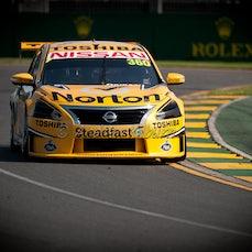 Formula 1 Melbourne 2014 V8s