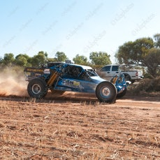 Duel in the DIRT - Perenjori 360 Panorama