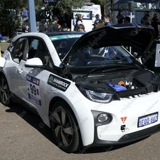 6 - Quit Targa Rally Kalamunda 12-08-2016 - 11th August 2016 - Quit Targa West Car 99c BMW I3 First Electric Challenge Category CAR Joseph Law Driver Alex...