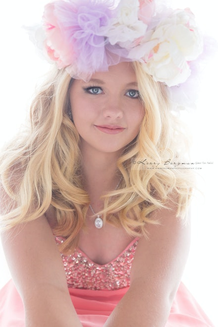 Senior Shoot - Gorgeous Tay during her Sweet 16 Photo Shoot