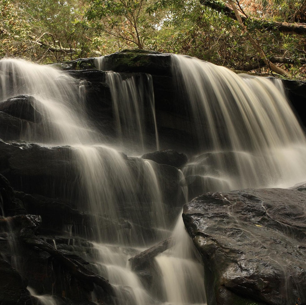 Somersby Falls - Somersby Falls is located at Brisbane Water National Park in Somersby, New South Wales, Australia. The magical beauty it offers attracted...