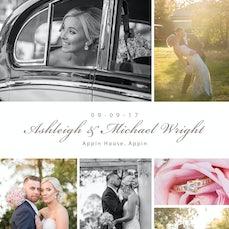 Wright Wedding (2017)