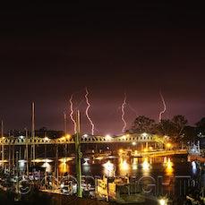 Lightning - Lightning from 16th an 18th December