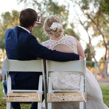Alison-Brentten ; Mt Isa - The beautiful wedding of Alison and Brentten