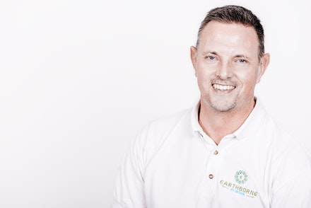 4 - Corporate head shot for Paul Coulson of Earthborne by Design