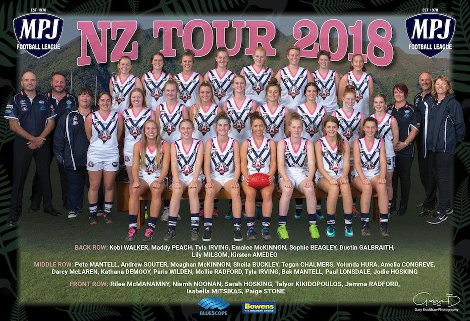 MPJ - NZ TOUR 2018 - GIRLS