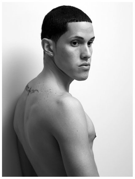 WD113313 - Signed Male Photo Art by Jayce Mirada  5x7: $10.00 8x10: $25.00 11x14: $35.00  BUY NOW: Click on Add to Cart