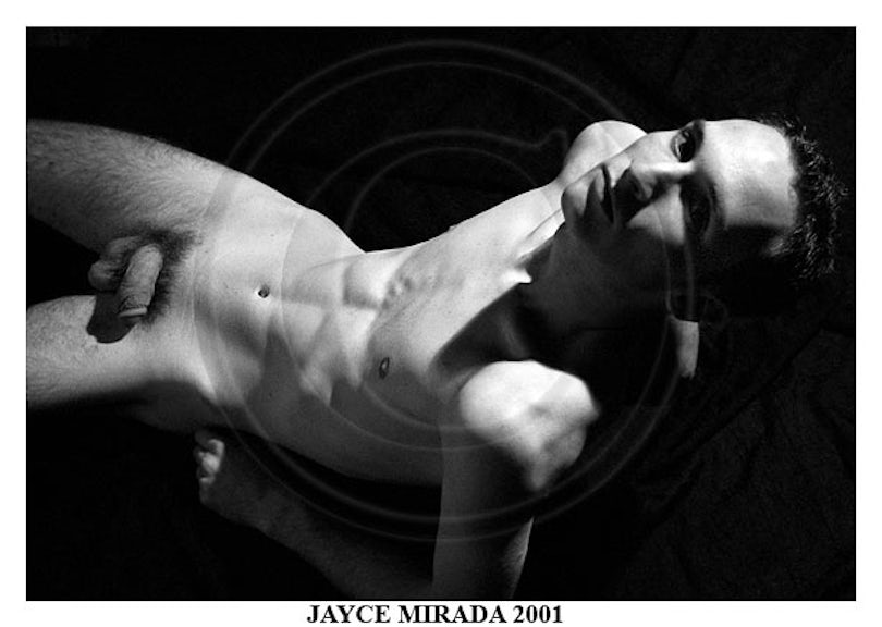 RS13300 - Signed Male Nude Photo Art by Jayce Mirada