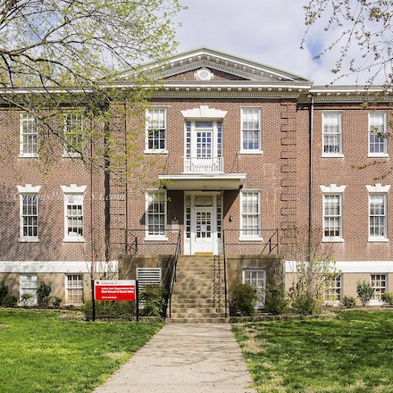 Raymond A.Kent School of Social Work, University of Louisville/Color Photo_2436_6631 - Photo by Campus Photos USA. The Raymond A Kent School of Social...