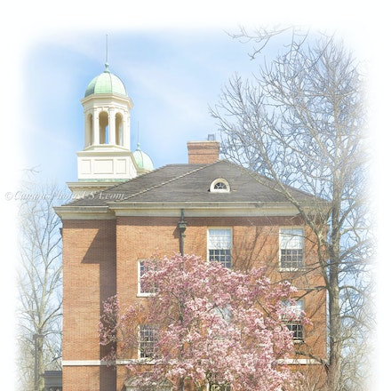 Harrison Hall, Miami University/Digital Watercolor2430_979_982 - Image by Campus Photos USA. Harrison Hall, located on the college campus of Miami University,...