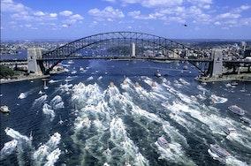 Sydney Ferry Boat Race - Australia