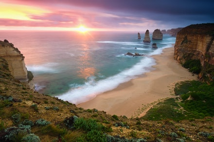 As Aeons Pass - Twelve Apostles National Park, 2011.