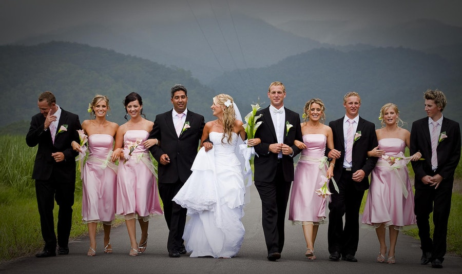 The Bridal Party Port Douglas - Port Douglas