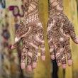 Ankita + Byron - 15 December 2016                 Henna Evening