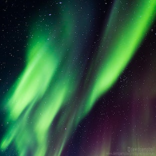 Alaska - A trip to Fairbanks, Alaska to photograph Aurora Borealis (Northern Lights)