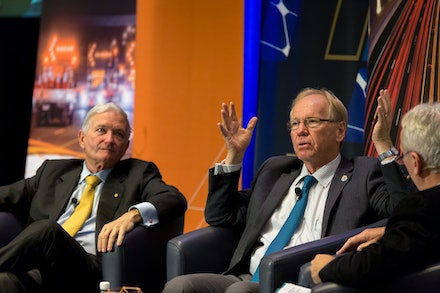 VIP Panel - Former NSW & Qld Premiers Nick Greiner & Peter Beattie