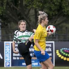 Souths United v SWQ Thunder (various ladies matches)