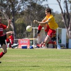 Football Toowoomba Finals: 30/08/2015