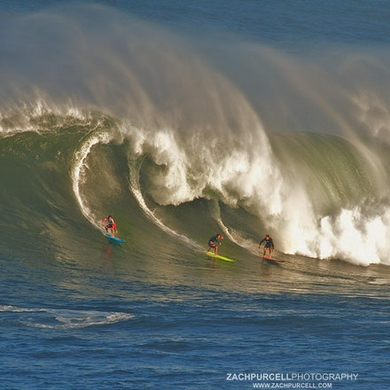 Almost Eddie - Location: Waimea Bay