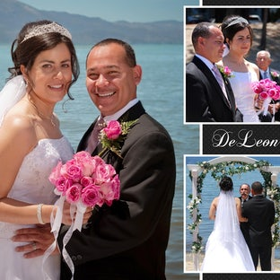 Deleon Wedding - Rosa & Moses Deleon