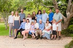 The Priebenow Family - Photographs taken at the Japanese Gardens in Toowoomba, December 2013