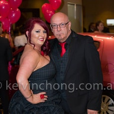 Pink Ribbon Ball 2014