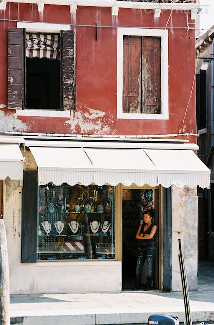 No Sales Yet - Murano, Venice