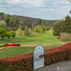 Blackheath Golf Course - Pictures of Blackheath Golf Course, the highest 18 hole course in Australia. Rated the best in the Blue Mountains. If you havn't...