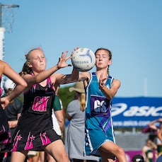 2017 Hinterland State Age Teams - Images from the 2017 Nissan Qld State Age Netball Championships hosted by Pine Rivers Netball Association