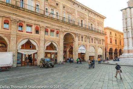 Piazza Maggiore - 2214