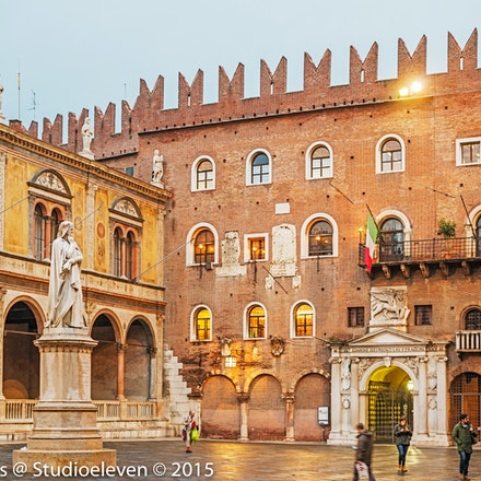 2015 Verona - Verona is a city in northern Italy's Veneto region famous for being the setting of Shakespeare's Romeo and Juliet. It's home to a 14th-century...