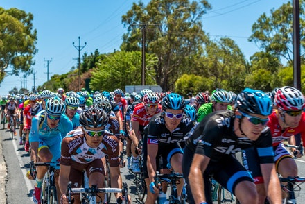 2014 Tour Down Under - Selected images from 2014 TDU cycling race held in and around Adelaide.