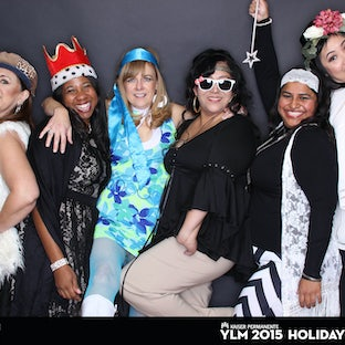YLM Kaiser Permanente Holiday Party 2015